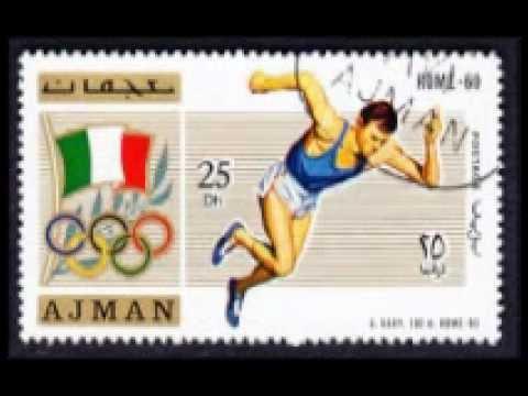 Rare Ajman stamps