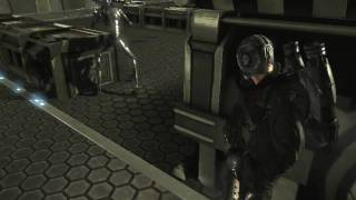 Dark Void sci-fi HD video game Sequence 1 - PS3 X360 PC