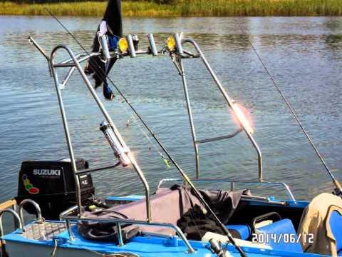 переделка прогресса для рыбалки
