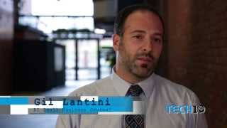 Gil Lantini - 2013 Tech10 Awards Winner