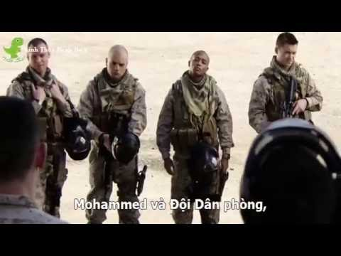 Phim hành động Mỹ cực hay- Lính thủy đánh bộ