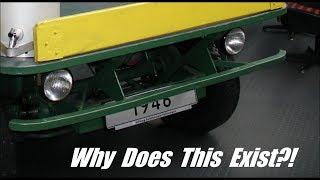 The Strangest Volkswagen Ever Made - Weekly Car Facts Episode 3