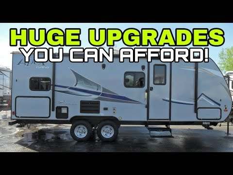 Affordable RV Upgrades! Make your new Travel Trailer SAFER TO TOW!
