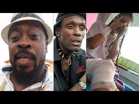 Beenie Man In Serious Trouble?? | Dancehall Artist Injured, Broke Jaw, Rib & Hand