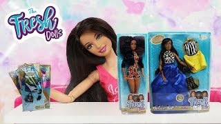 The Fresh Dolls Unboxing Review with Kelsey!
