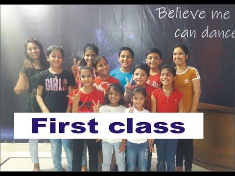 FIRST CLASS- Bollywood Dance | Naveen Tulsani Choreography | KRISHNA FITNESS STUDIO thumbnail