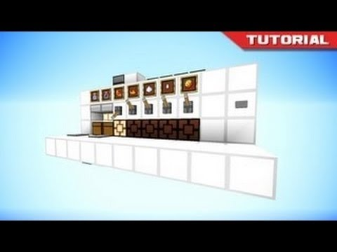 how to build a brewing stand in minecraft