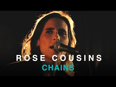 Rose Cousins | Chains | Live in Studio