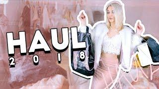 GIRLY SHOPPING HAUL | Premier haul de 2018 ♡