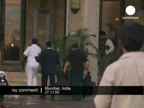 Attack on Taj Mahal hotel in India Travel Video