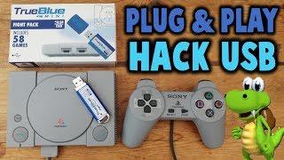 PS1 Classic Plug & Play Games USB! (TrueBlue Mini)