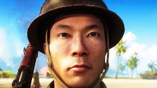 """BATTLEFIELD V """"War in the Pacific"""" Trailer (2019) PS4 / Xbox One"""