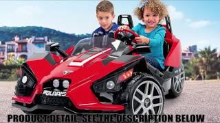 Peg Perego Polaris Slingshot Ride On Power Wheels From Baby Toys
