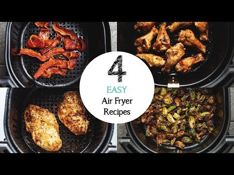 4-easy-air-fryer-recipes-for-beginners!