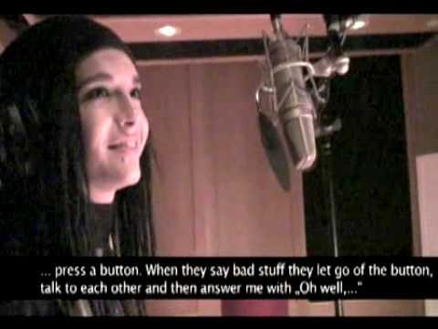 Exclusive - Inside Tokio Hotel's Studio