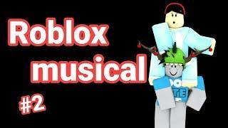 Roblox #2 Musical step aside Satan
