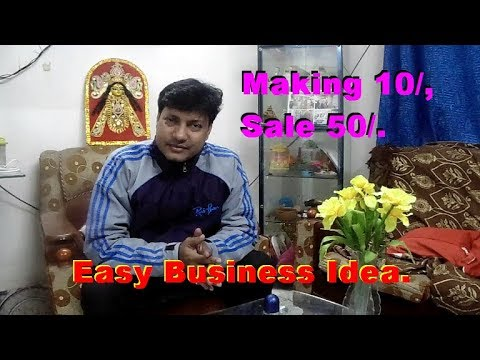 Easy Business to Start from Home. Unique Business Idea.Big Business Idea.