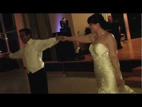 Amanda & Daniel - First Dance - All About Us by He Is We