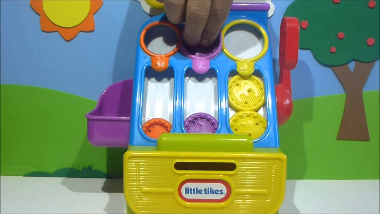 Little tikes cash register - Little Tikes Cash Register 21