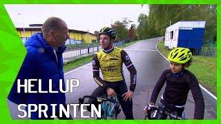 Hellup Wielrennen met Dylan Groenewegen | ZAPPSPORT