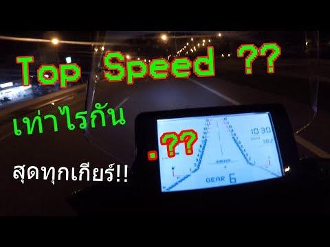 Zontes X310 Top Speed บอกเลยว่าสุดทุกเกียร์ !!! ได้เท่าไรมาดูกัน