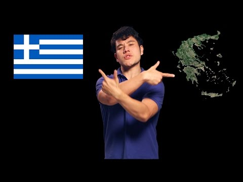Geography Now! Greece