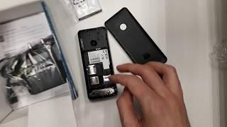 Philips E168 распаковка и первый взгляд