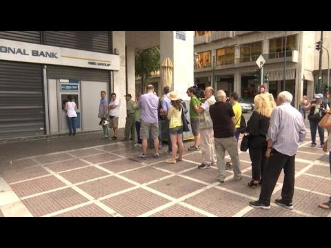 Banks to remain closed in Greece