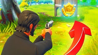 *SECRET* NEW TREASURE LOCATION In Fortnite Battle Royale!