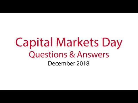 Q&A - Fram Skandinavien AB Capital Markets Day 5 December 2018