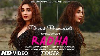 Song Teaser ► Radha | Dhvani Bhanushali | Abhijit Vaghani | Kunaal Vermaa | Bhushan Kumar | 22 March