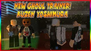 [NEW TRAINER UPDATE ] KUZEN YOSHIMURA TRAINER SHOWCASE - RO-GHOUL | Roblox