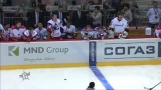 KHL All Star: Бросок на дальность / Longest Shot