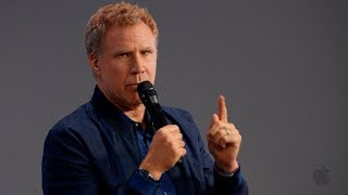 Will Ferrell Interview on The House Movie 2017