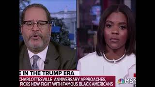 Candice Owens & Michael Eric Dyson Have Heated Debate