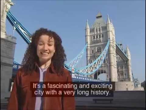 Видео упражнение на тему Достопримечательности Лондона