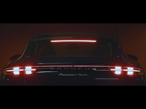 The new Panamera - Stories about Courage.