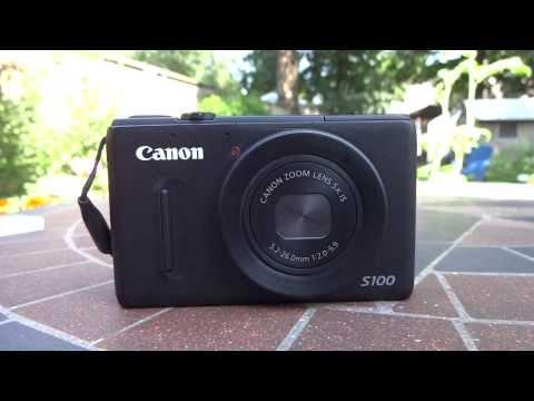 Canon PowerShot S100 vs S110