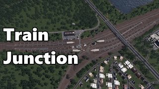 Cities Skylines: Train Junction Build