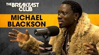 Download Michael Blackson Addresses His Haters, Trashes Kevin Hart + More Mp3 and Videos