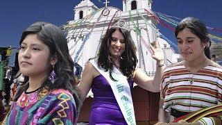 Hermosas Chicas de San Juan Ostuncalco 2014, Quetzaltenango, Guatemala