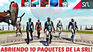 Destiny | ABRIENDO 10 PAQUETES DEL EVENTO DE LA SRL! (COLIBRÍS, ARMADURA, CLAXONS & MAS!)