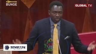 Tishio la Ugonjwa wa Kifua Kikuu Lajadiliwa Bungeni, Kigwangalla Atoa Ufafanuzi
