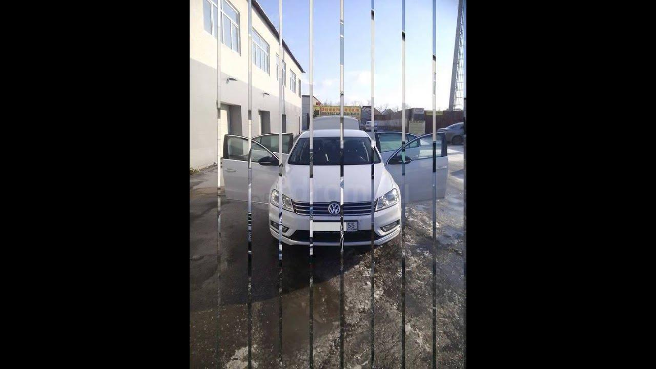Продажа Volkswagen Passat в Омске - YouTube