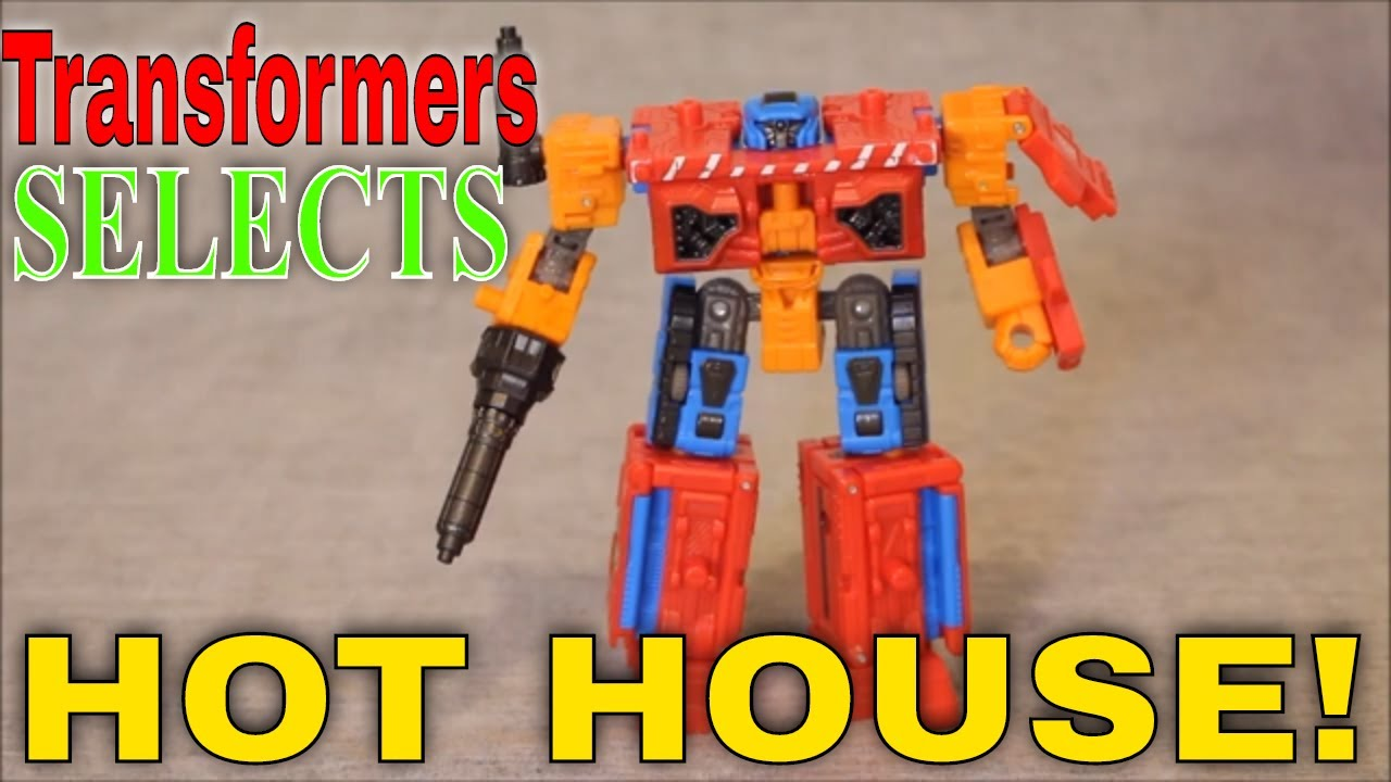 Hot House!: The last of the Bases...But Can He Pull of the Tank/ Battle Station Mode? by GotBot