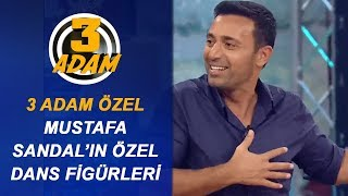 Mustafa Sandal'ın Özel Hareketleri Nasıl Doğdu?   3 Adam Özel Video