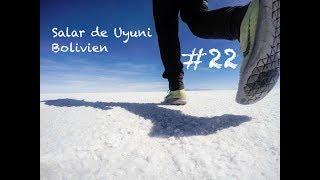 Der absolute Wahnsinn / Salar de Uyuni / Bolivien #22