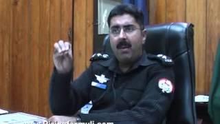 Syead Ali Nasir Rizvi (D.P.O Attock) Intervew