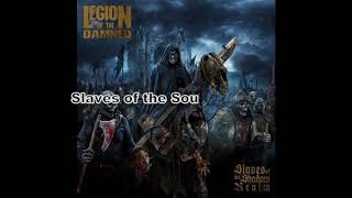 LEGION OF THE DAMNED - Slaves of the Shadow Realm 2019 (FULL ALBUM HD)