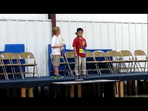 Seashore Learning Center - Winning word.MOV